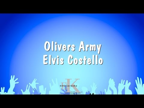 Olivers Army - Elvis Costello (Karaoke Version)