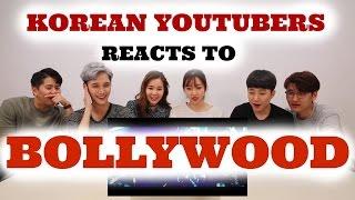 Video KOREAN YOUTUBERS Reacts to BOLLYWOOD | बॉलीवुड पर कोरियाई यूट्यूब वालो की प्रतिक्रिया download MP3, 3GP, MP4, WEBM, AVI, FLV Maret 2018