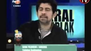 Izleyici Nihat Dogan'i fena bozuldu!