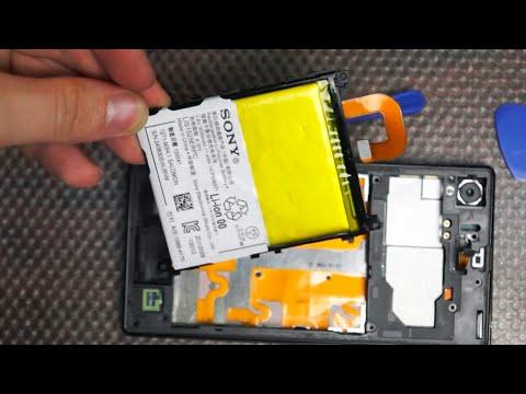 Замена аккумулятора Sony Xperia Z1 - Robots4life