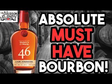 Download Maker's 46 CASK STRENGTH Bourbon Review |  Maker's Mark BEST RELEASE Yet?