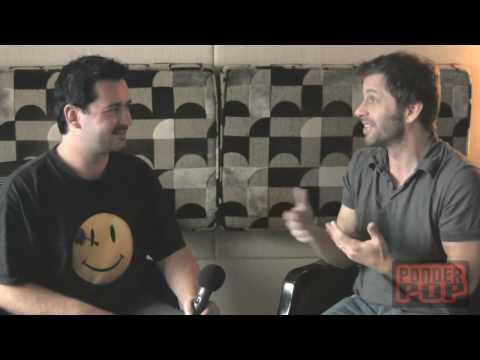 WATCHMEN Interview; Director Zack Snyder - PonderPop