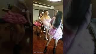 Kamu nyeselkan Dilza with Ghestar Dancer dance practice BTS