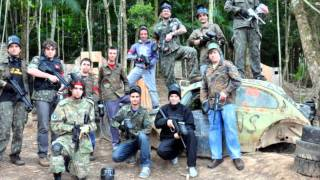 Paintball Cenario (Triangular Ascension - Honor)