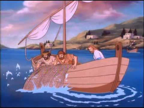 Animated Bible Stories - Miracles of Jesus