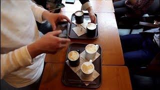 Миру — Мир И Кофе: В Южнокорейском Кафе Отметили Саммит Двух Корей