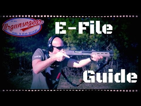 How To E-FILE SBR Tax Stamp Forms On The ATF's Website (HD) - YouTube