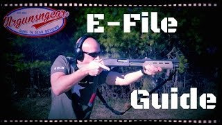 How To E-FILE SBR Tax Stamp Forms On The ATF