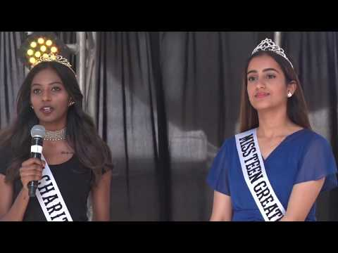 Miss BC Charity & Miss Teen Greater Vancouver SAFA's India Live 2017