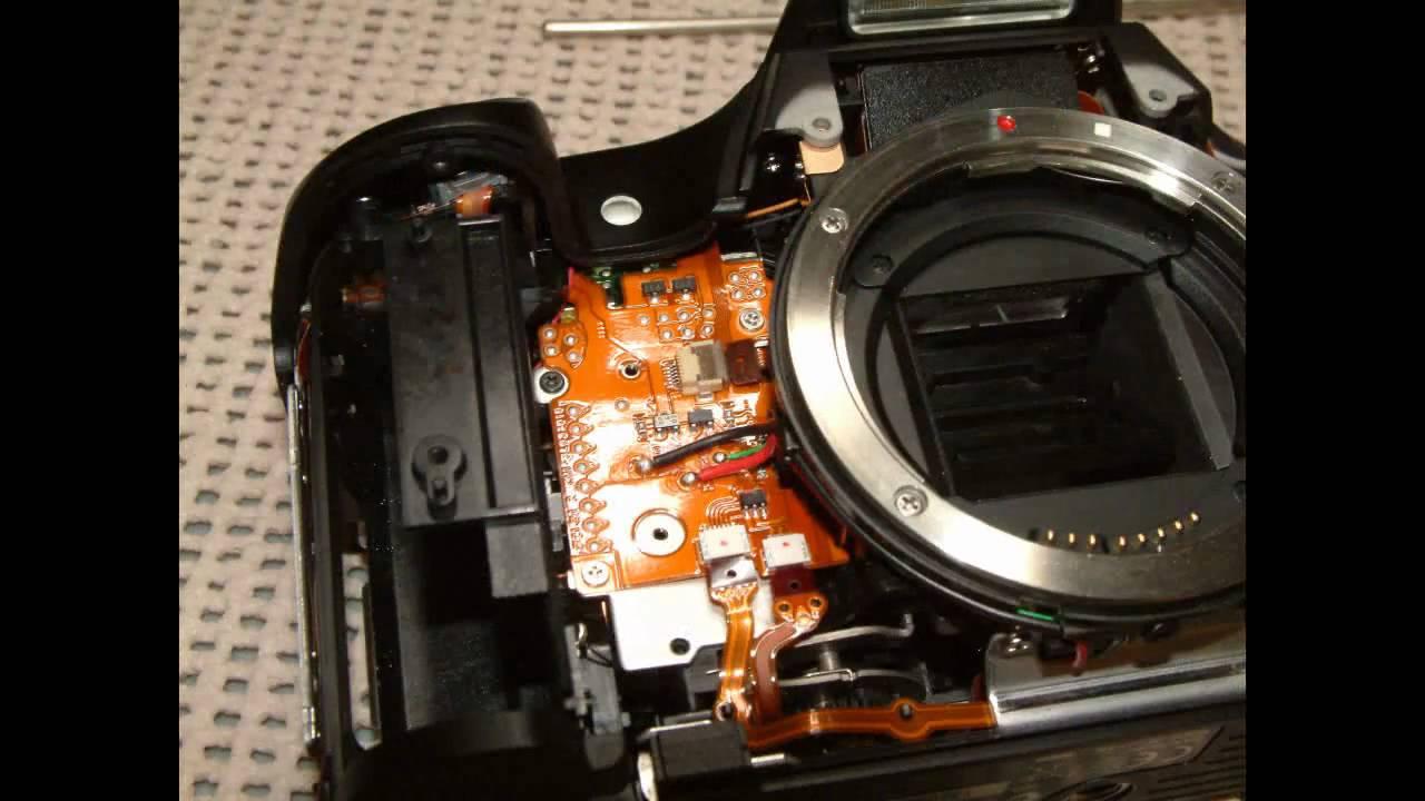replacing shutter on canon eos 30d err99 famous canon repair problem rh youtube com Canon 60D Canon EOS 20D Digital