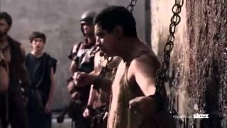 Спартак война проклятых 10 серия