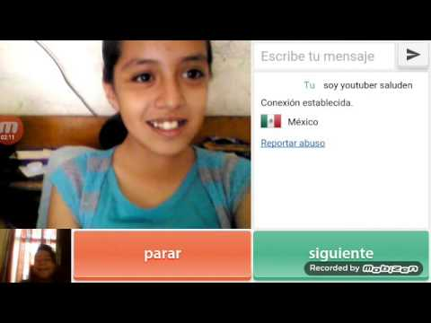 Omegle mexico chat