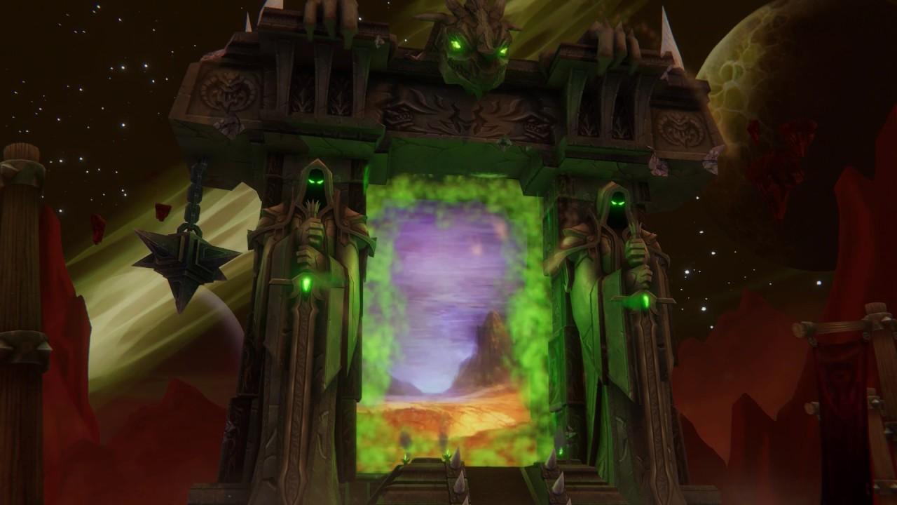 Duggi Warfounder Burning Crusade Login Screen I Remade In Unity 5
