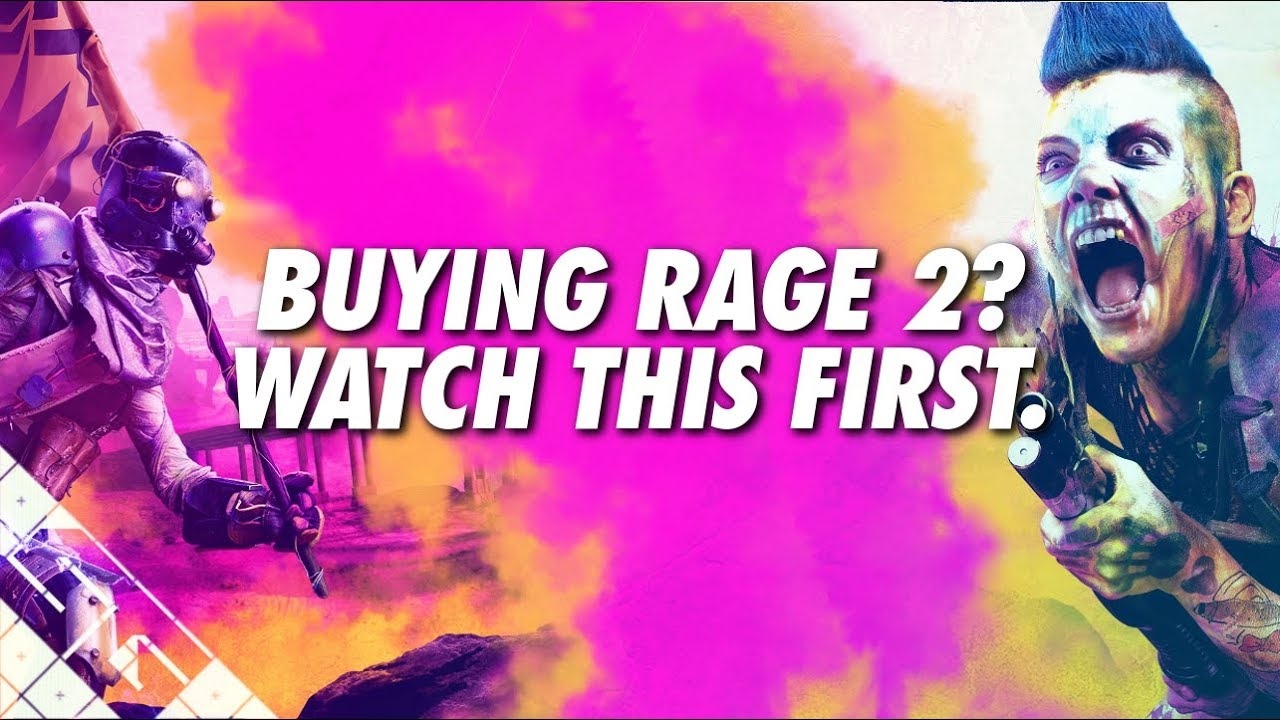 Rage 2 First Impressions After 10 Hours of Gameplay! thumbnail