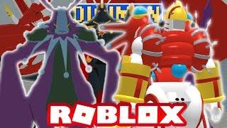 Digimon Aurity - Digivolving to Cherubimon (Evil) & SHINEGREYMON & SO MUCH MORE!!! (Roblox Gameplay)