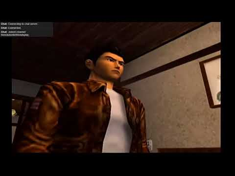 Astin Plays Shenmue ep 7 - 5/3/2018 Stream