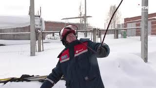 Надежные люди «Удмуртэнерго»: профессия - электромонтер оперативно-выездной бригады