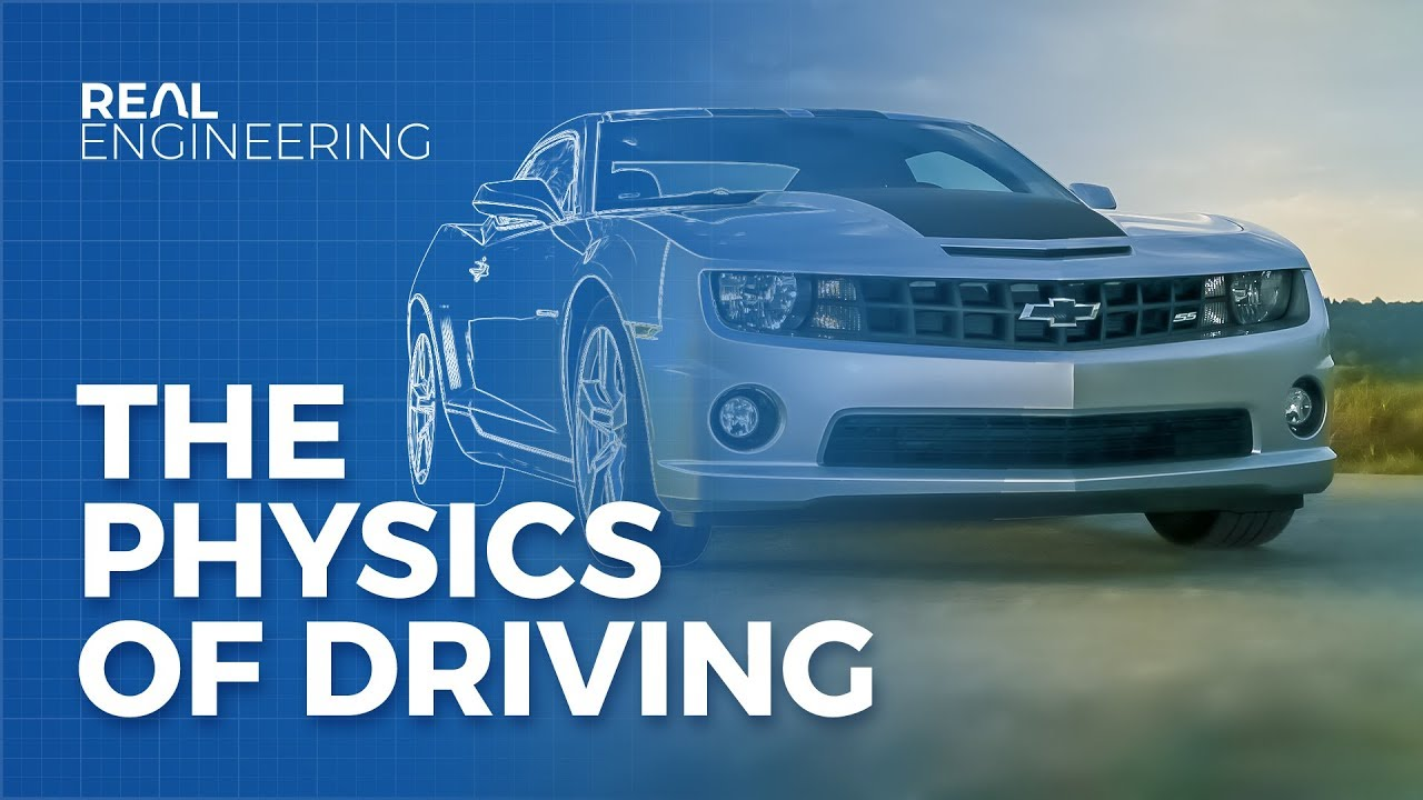The Physics of Racing Games by Real Engineering