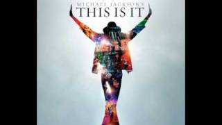 Michael Jackson - This Is It (Orchestra Version) (NEW SONG!)