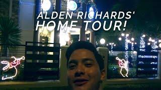 HOME TOUR ni Dabarkads Alden!