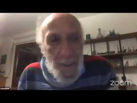 Israel, Palestine And International Law With Professor Richard Falk