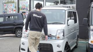 Repeat youtube video 【三木スズキ】新型エブリイ 広々空間をおしゃれにカスタム!