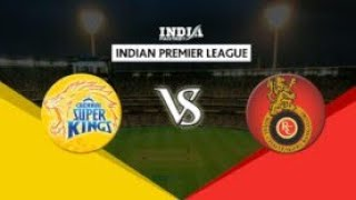 RCB vs CSK| IPL| battle