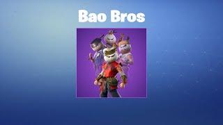 Bao Bros | 3D Render Leak | Fortnite Outfit/Skin