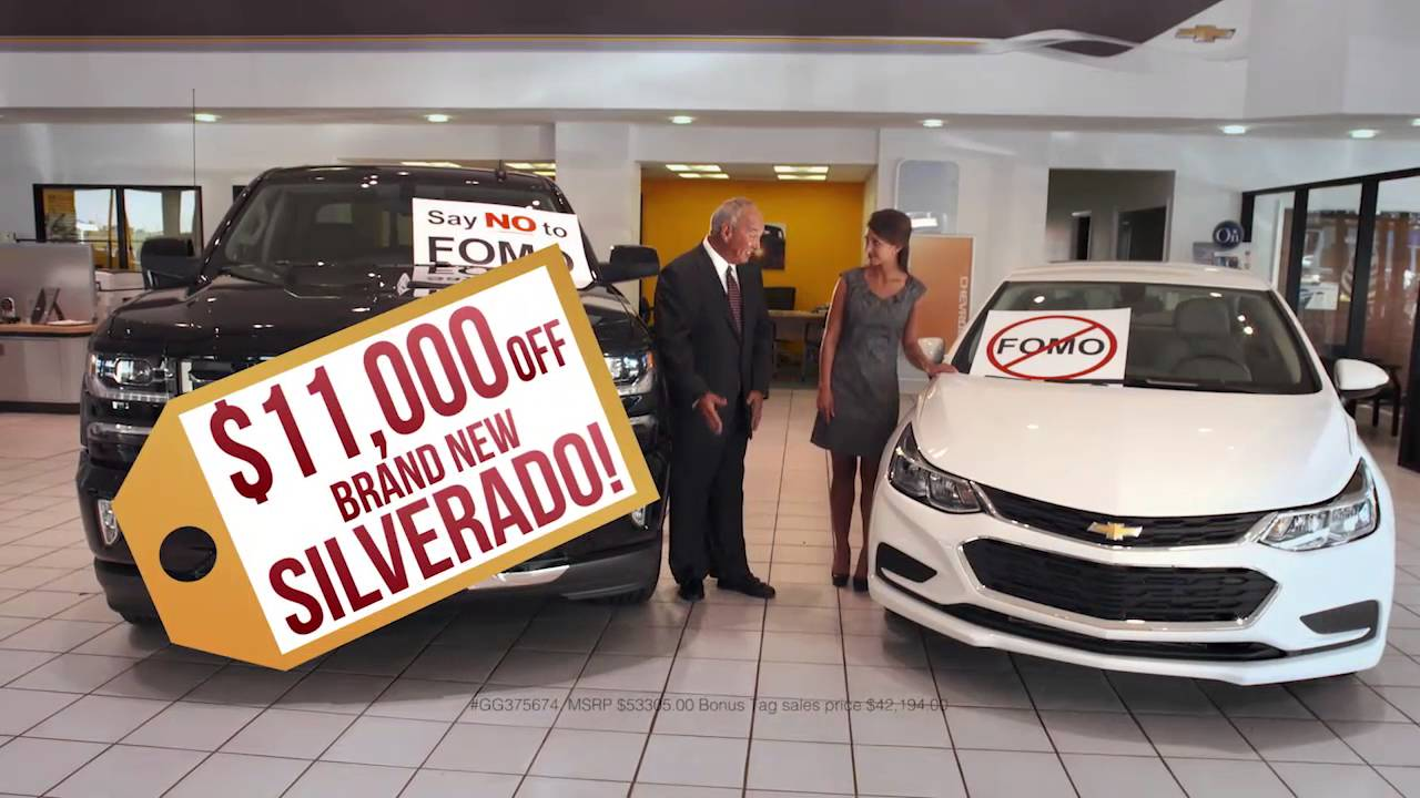 John Holt Chevrolet >> No Fomo John Holt Autogroup