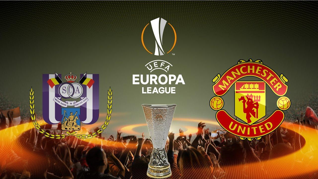 Anderlecht vs Manchester United