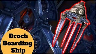 The CIS Boarding Ship - Droch-class Boarding Ship Explained - Star Wars CIS Ships Lore