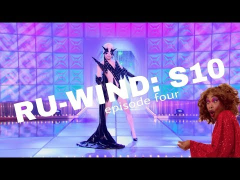 RuPaul's Drag Race RU-WIND: S10E4