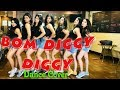 Download Zack Knight feat. Jasmine Walia - Bom Diggy | Dance Cover | Dhurii