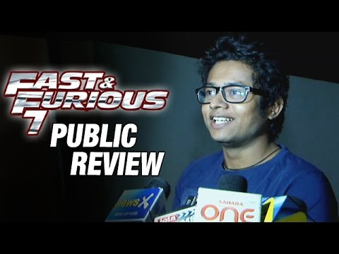 Fast & Furious 7 Full Movie - PUBLIC REVIEW
