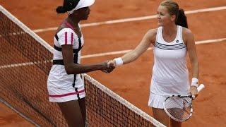 [HD] Agnieszka Radwanska vs Venus Williams Roland Garros 2012 Highlights