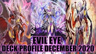 EVIL EYE DECK PROFILE (DECEMBER 2020) YUGIOH!