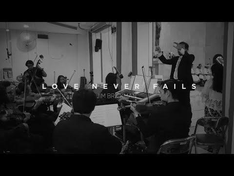 Love Never Fails - Jim Brickman (Srawoeng Orchestra)