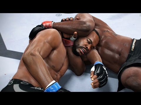 EA Sports UFC 2 Tutorial: Submissions, Strikes, Takedowns and How to Defend!