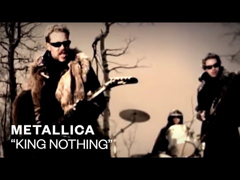 Metallica  King Nothing