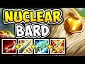 NUCLEAR ONE-SHOT BARD MID! THE MOST BROKEN S+ ASSASSIN ON THE RIFT (OP) - League of Legends