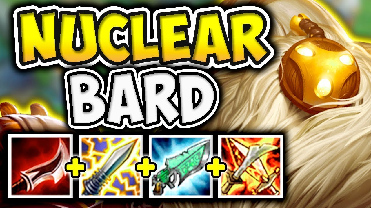 Bard build guide: [9. 20] sh00zyz's bard guide:: league of.