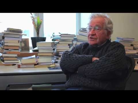 Noam Chomsky on the (in)compatibility of democracy and capitalism