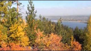 Осень 2011 в Усть-Илимске