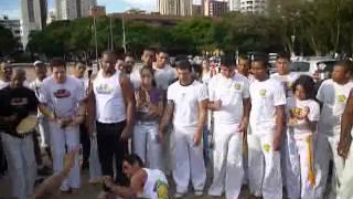 Roda de Capoeira na Catedral - 17/03/13 parte 4