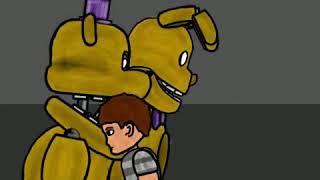 Фнаф рисуем мультфильмы 2 начало часть 1