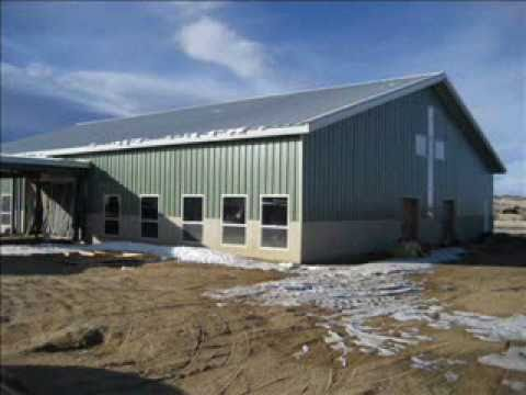 Colorado Steel Systems Commercial Construction -Steel Buidling construction
