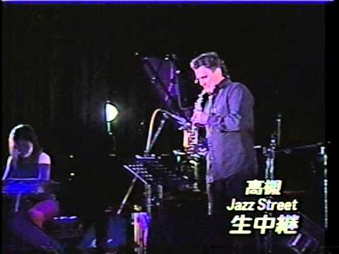 Ed Jones Quasimodo live in Japan