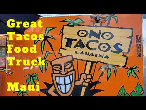 ono-tacos-lahaina-maui.-good-food-&-value!-best-food-truck!