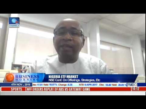 Nigeria ETF Market: NSE Conf. On Offerings, Strategies