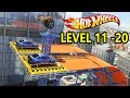 Hot Wheels Race Off - Level 11 to 20 All 10 levels 3 Stars
